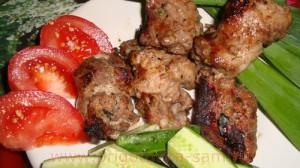 рецепт шашлыка из свиной шеи