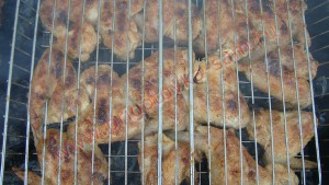 готовый шашлык из курицы