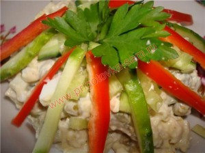 Салат зимний