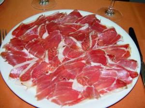 Мясо хамон