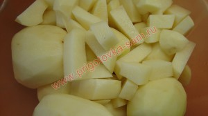 Картофель для ухи