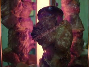 Смотрим за мясом
